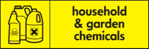 Household & garden chemicals