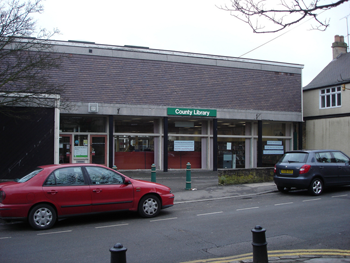 Mansfield Woodhouse Library