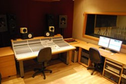 old library recording studio