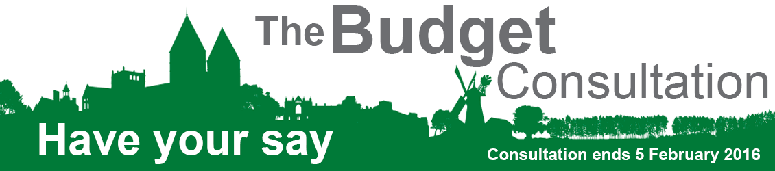 Budget Proposal Banner