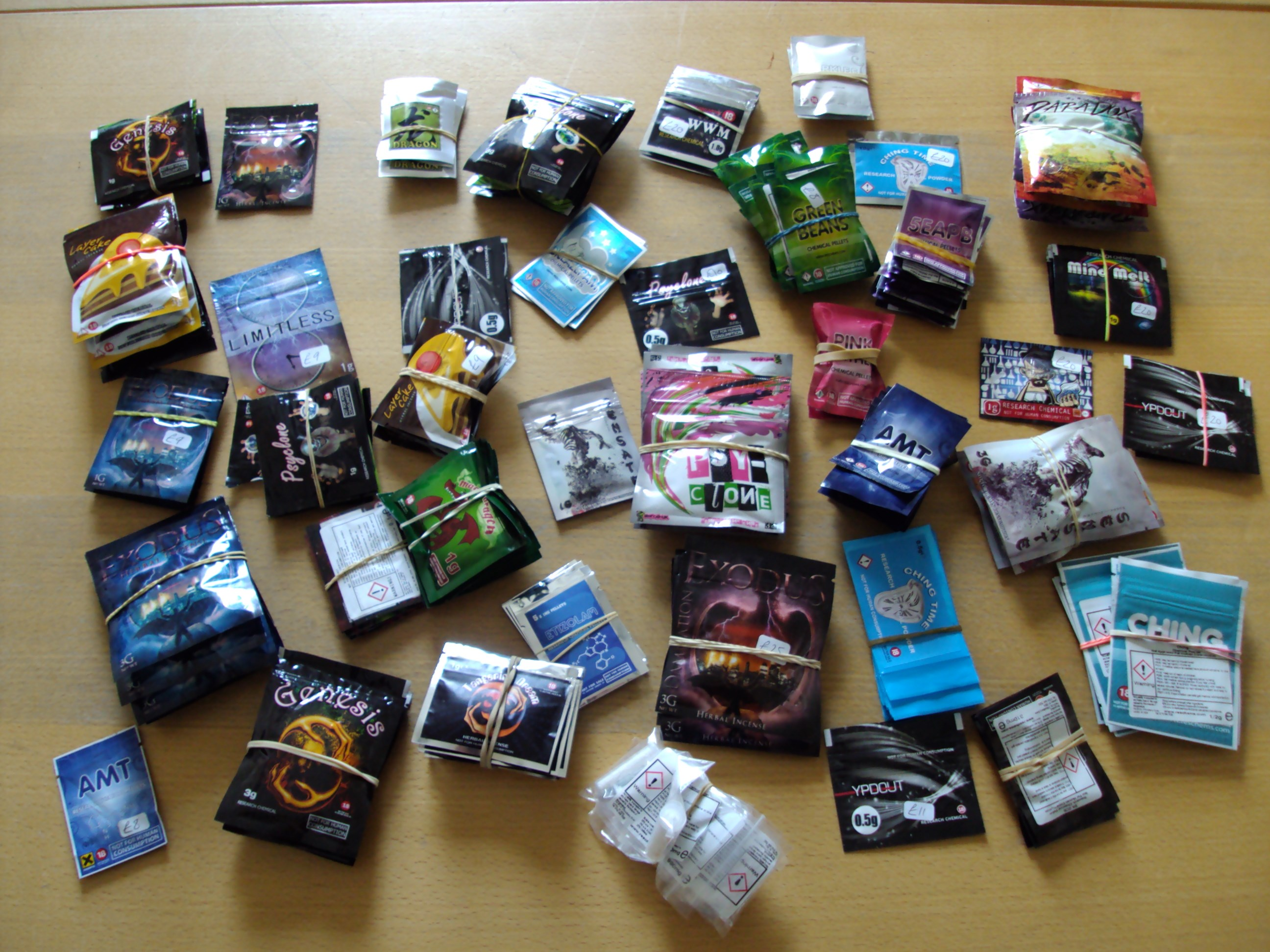 Notts partners prepare for legislation on psychoactive substances