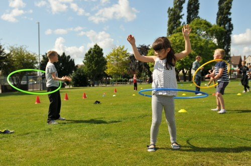 Council's backing for kids' summer activities