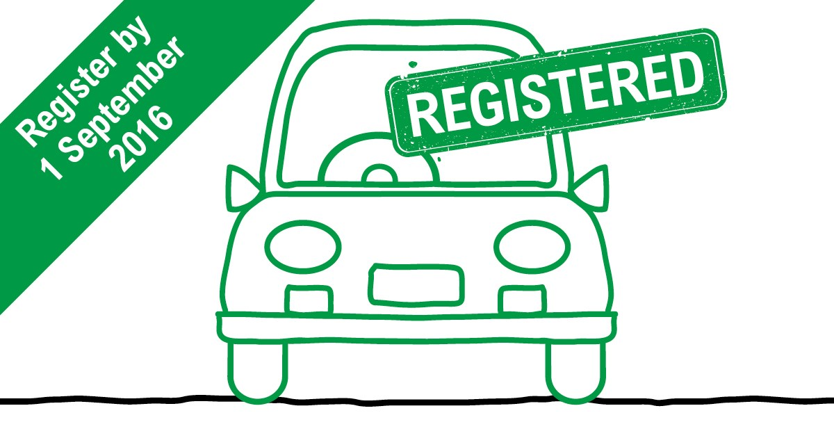 Reminder to register to use Nottinghamshire recycling centres