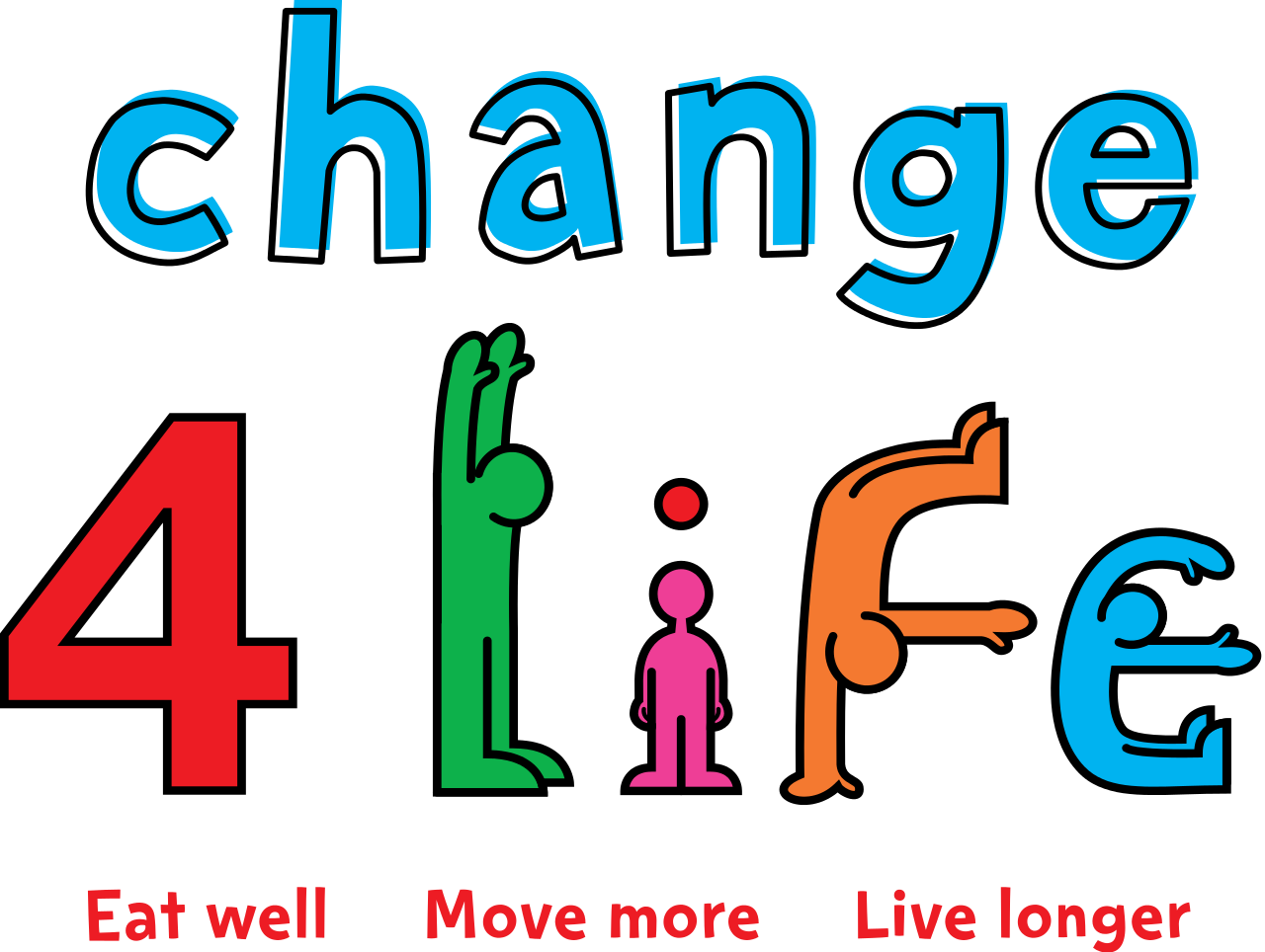 Change4Life – Our Healthy Year