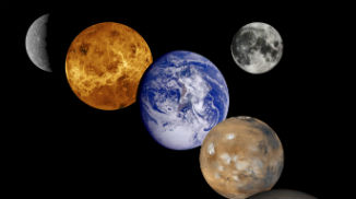 metorites solar system - photo #20