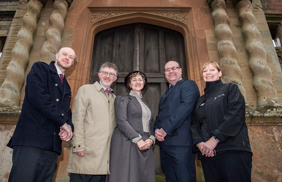 Working together for bright new era for historic Rufford Abbey Country Park