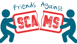 Become a Friend Against Scams