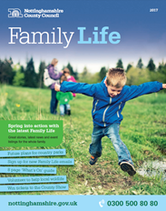 Family Life 2016 cover