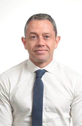 Derek Higton, Service Director for Youth, Families and Cultural Services