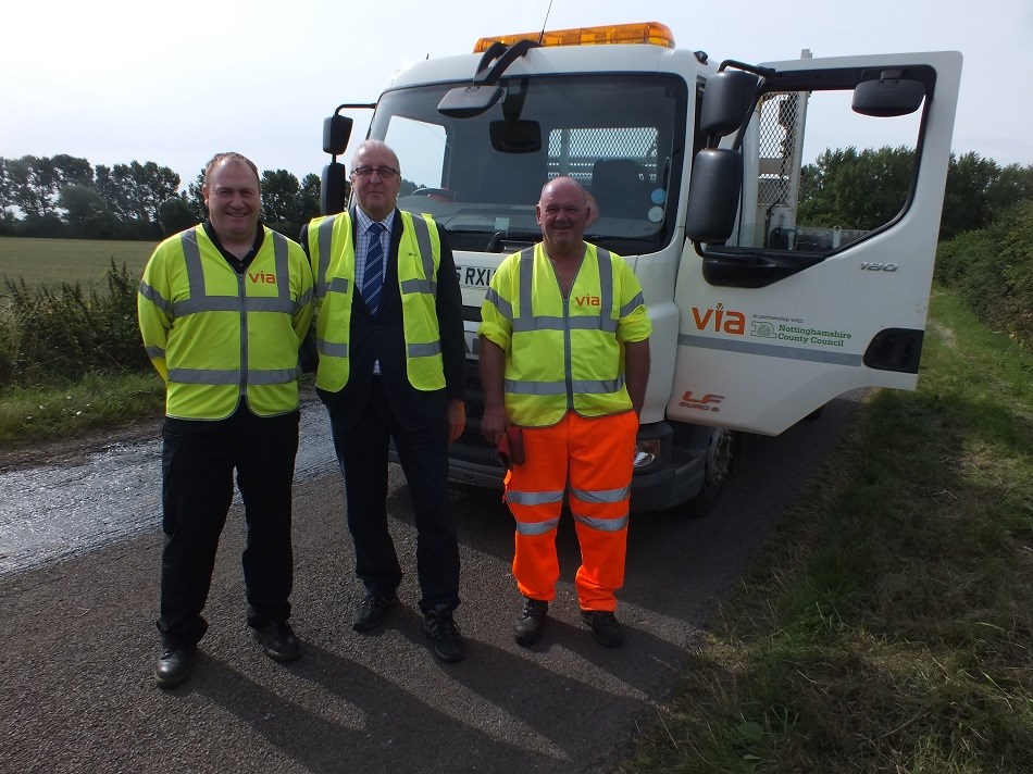 County's unclassified road network gets extra £1.27m boost