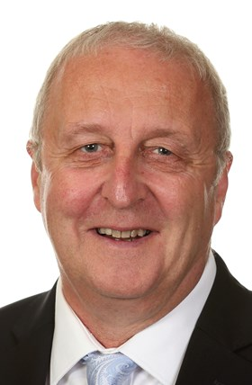 Councillor John Cottee is the Committee Chairman for Communities and Place at Nottinghamshire County Council