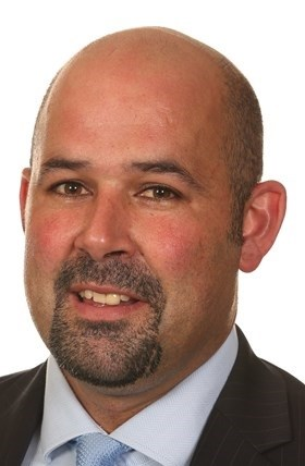 Councillor Boyd Elliott, Vice-Chairman of the Children and Young People's Committee, at Nottinghamshire County Council