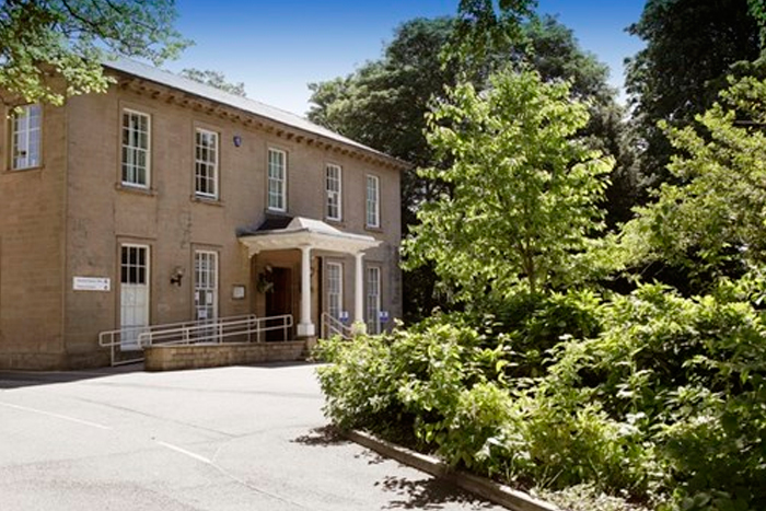 Wedding venue in Nottingham - County House, Mansfield Registry Office