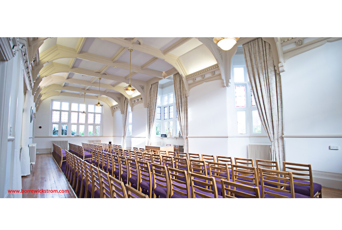 Wedding venue in Nottingham - Newark Registration Office - The Gilstrap #explorenotts