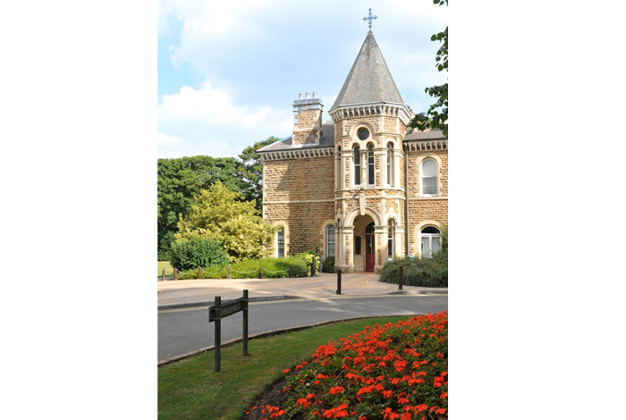 Wedding venue in Nottingham - Arnot Hill Registration Office #explorenotts