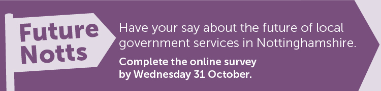 Have your say on local government reorganisation in Nottinghamshire