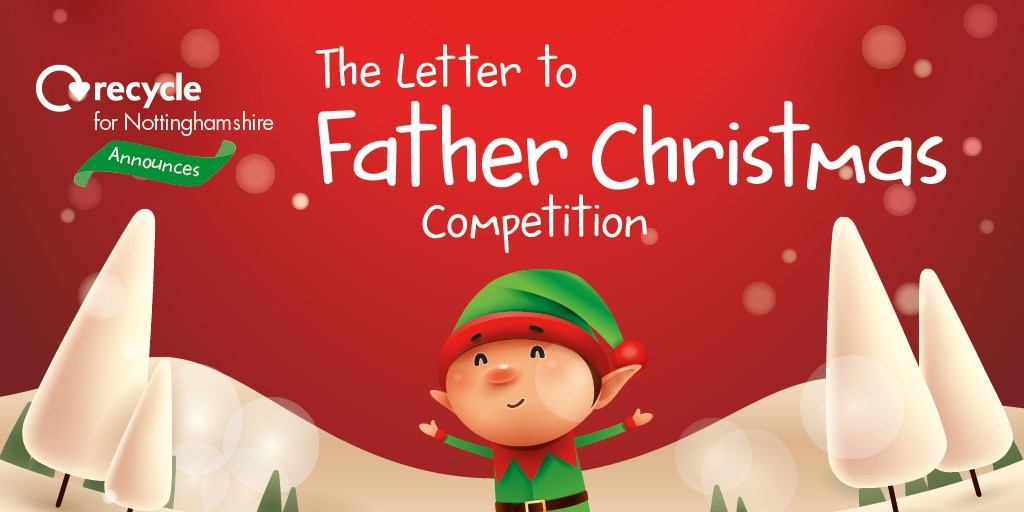 Letter to Father Christmas Competition Returns!