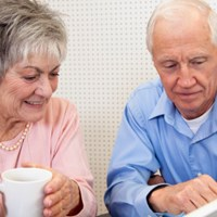 Older people financial advice