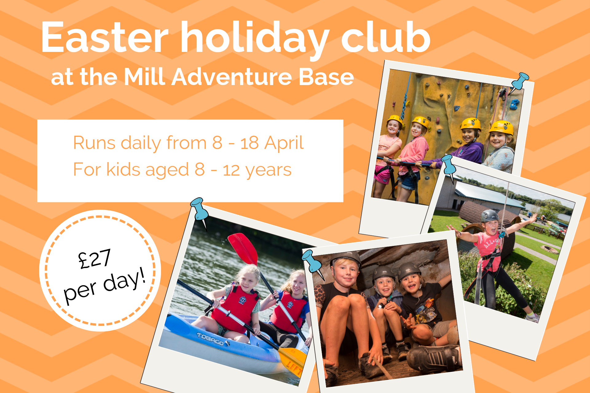 Easter Holiday Activity Club