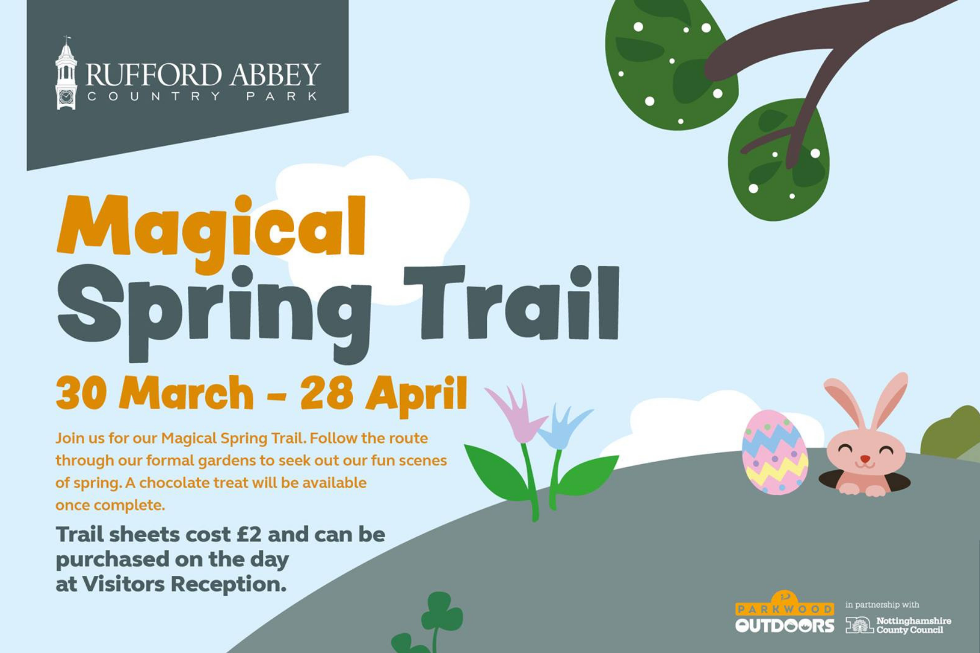 Magical Spring Trail