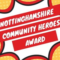 Nottinghamshire Community Heroes Award