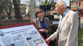 Radcliffe history boards - Cllr Cutts & Cllr Barton.jpg