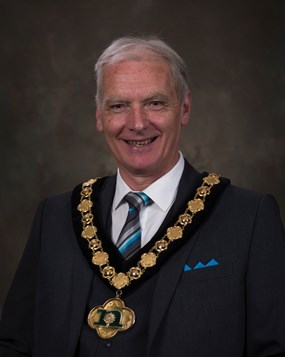 Councillor Kevin Rostance