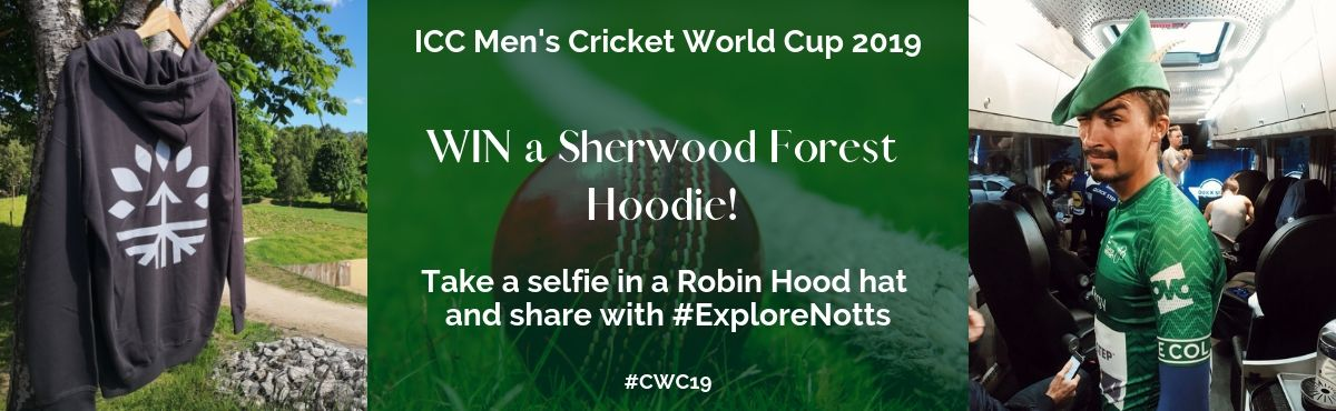 Win a Sherwood Forest hoodie