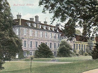 rufford abbey in 1910