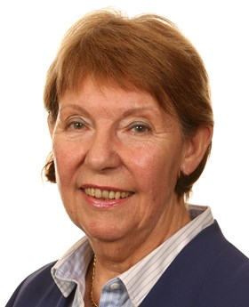 Cllr Kay Cutts, Leader of Nottinghamshire County Council