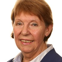 Leader of Nottinghamshire County Council Cllr Kay Cutts MBE